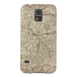 Urban areas of France 2 Galaxy S5 Case