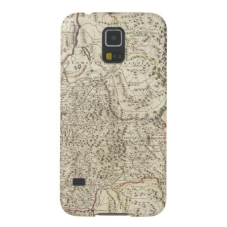 Urban areas of France 3 Galaxy S5 Cover