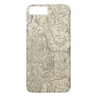 Urban areas of France 3 iPhone 8 Plus/7 Plus Case