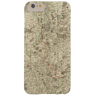 Urban areas of France Barely There iPhone 6 Plus Case