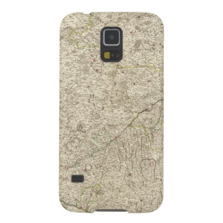 Urban areas of Germany 2 Galaxy S5 Case