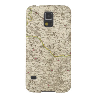 Urban areas of Germany 2 Galaxy S5 Cover