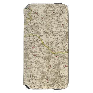 Urban areas of Germany 2 Incipio Watson™ iPhone 6 Wallet Case