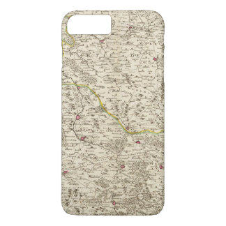 Urban areas of Germany 2 iPhone 7 Plus Case