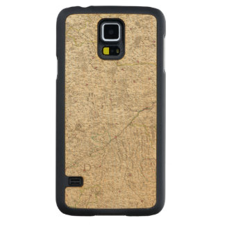 Urban areas of Germany Carved Maple Galaxy S5 Case
