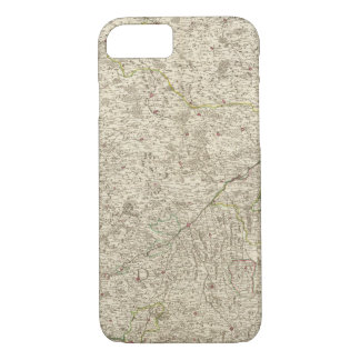 Urban areas of Germany iPhone 7 Case