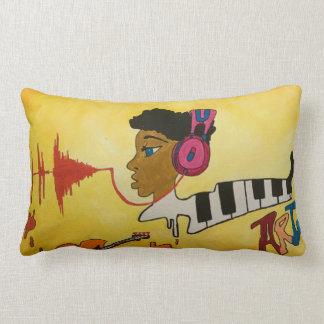 Urban Art Lumbar Cushion