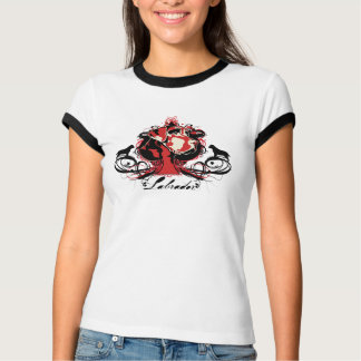 Urban Artistic Labrador Retriever Urban Shirt