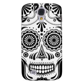 Urban Aztec Sugar Skull 3G/3GS  Galaxy S4 Case