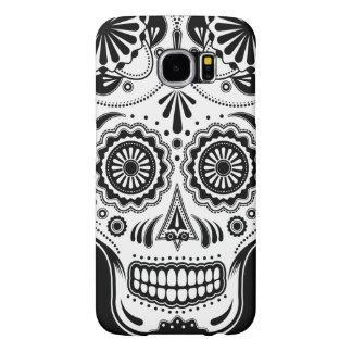 Urban Aztec Sugar Skull Samsung Galaxy S6 Cases