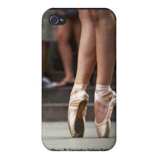 """Urban Ballerina"" Case For iPhone 4"