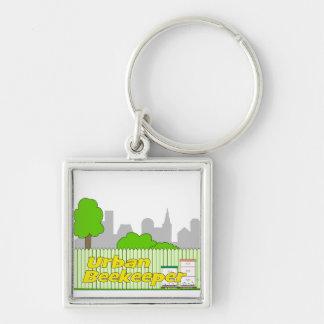 Urban Beekeeper - Keychain