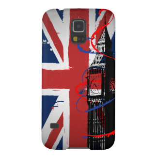 Urban Big Ben Galaxy S5 Cases