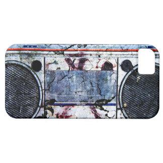 Urban boombox iPhone 5 case