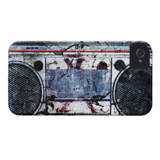 Urban boombox iPhone 4 covers
