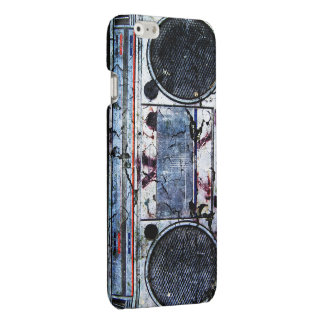 Urban boombox iPhone 6 plus case