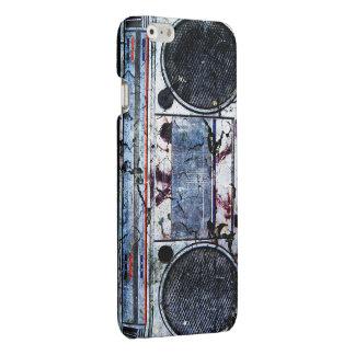 Urban boombox iPhone 6 plus case