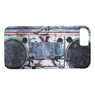 Urban boombox iPhone 8/7 case
