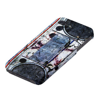 Urban boombox covers for iPhone 4