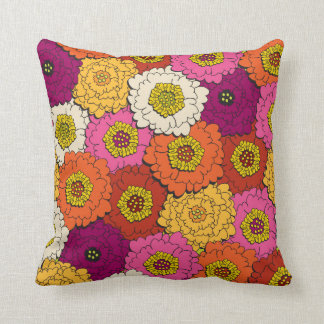 Urban Bouquet Cushion