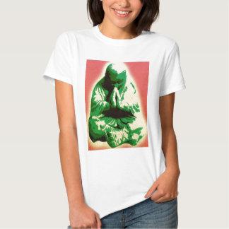 Urban Buddha T-shirts