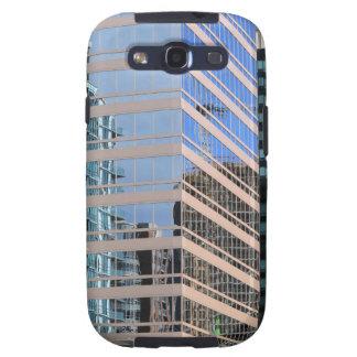 Urban Buildings Design Samsung Galaxy S3 Cover