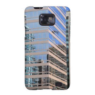 Urban Buildings Design Galaxy S2 Cover