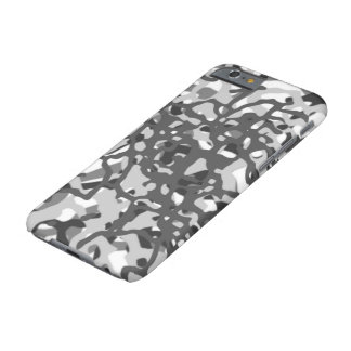 Urban Camo Abstract Pattern iPhone Case