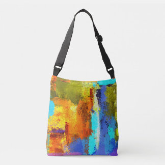 Urban Camo Crossbody Bag
