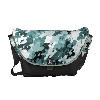 Urban Camo Custom Shoulder Bag - please see notes Commuter Bag