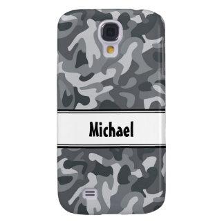 Urban Camo Pattern Galaxy S4 Case