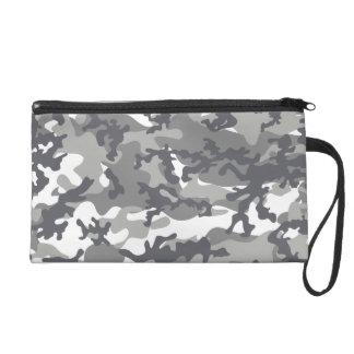 Urban Camo Wristlet Bag
