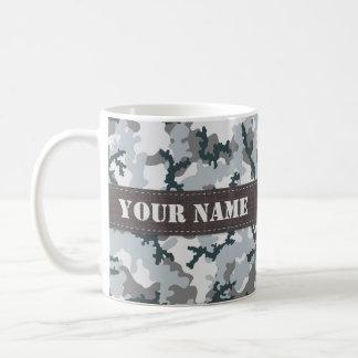 Urban camouflage coffee mug
