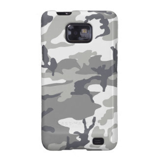 Urban Camouflage Design Galaxy SII Case