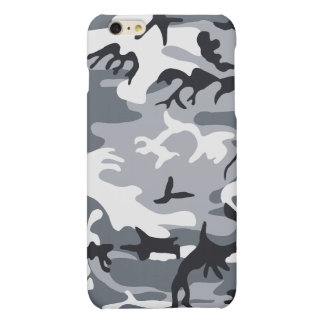 Urban Camouflage iPhone 6 Plus Case