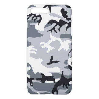 Urban Camouflage iPhone 7 Plus Case