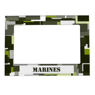 Urban Camouflage Magnetic Frame