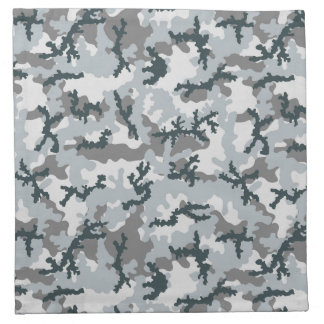 Urban camouflage napkin