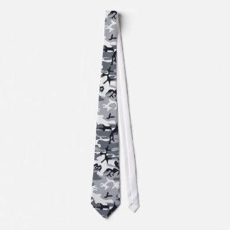 Urban Camouflage Tie