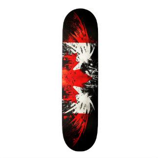 Urban Canada Graffiti Eagle Custom Pro Board Skateboard