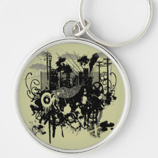 Urban Chaos Key chain