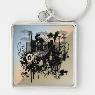 Urban Chaos Keychain