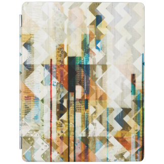 Urban Chevron II iPad Cover