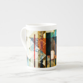Urban Chevron II Tea Cup