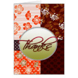 Urban Chic Design Greeting Cards