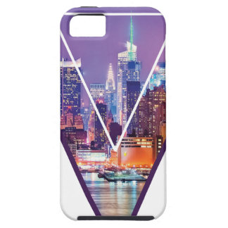 Urban City Soul Life Sky Line Love iPhone 5 Case
