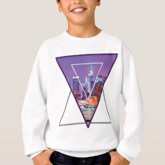 Urban City Soul Life Sky Line Love Sweatshirt