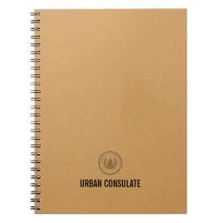 Urban Consulate Notebook