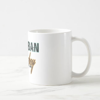 Urban Cowboy Saloon Coffee Mug