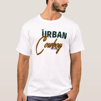Urban Cowboy Saloon T-Shirt